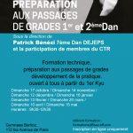 Préparation grades 1er-2ème Dan - n°2