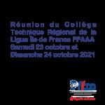 Réunion du Collège Technique Régional